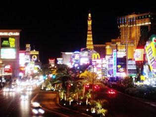 Illuminated Strip, Las Vegas