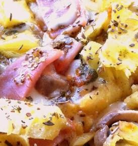 Pizza close up