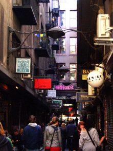Cafe Street