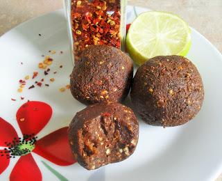 Body boosting mexican bliss balls! Breakfast Desserts energy balls Lunch snack vegan