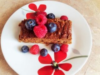 Grain free spiced squash loaf-cake Breakfast Desserts Grainfree Lunch snack