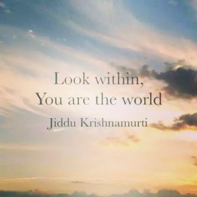 Krishnamurti Quotes On Light. QuotesGram