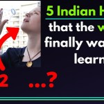Click on the picture to watch video of Indian habits that World wants to learn