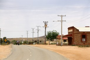 Silverton, western NSW Photo Erle Levey / Sunshine Coast Daily
