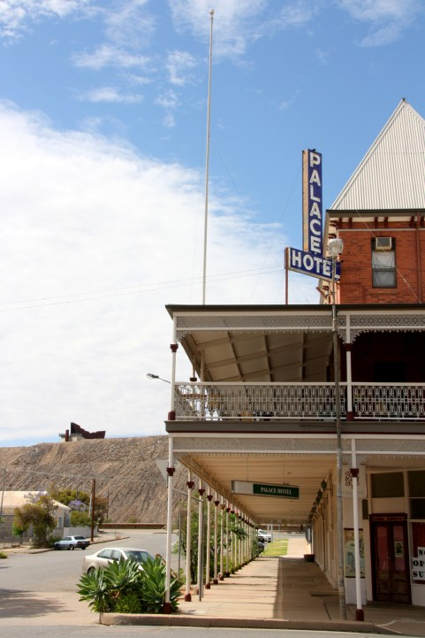 The Palace Hotel, Broken Hill, western NSW. Photo: Erle Levey