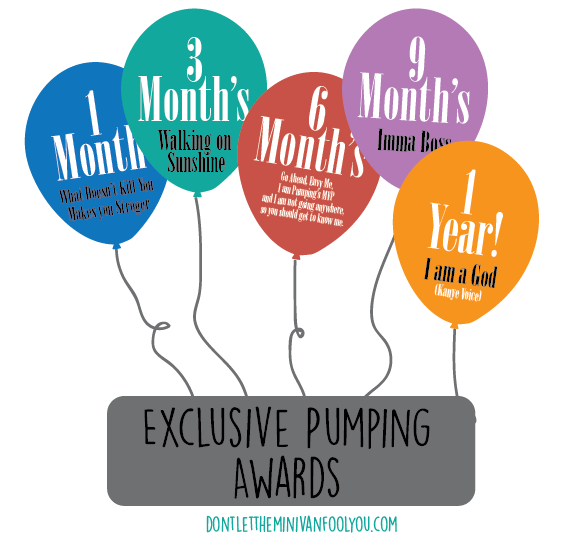Downloadable Pumping Awards