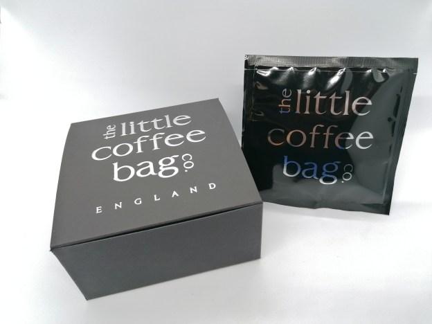 Coffee Bag Box & Pouch 2