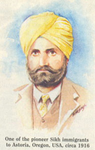 THE VARIETY OF STYLES AND COLORS OF TURBANS (3/6)