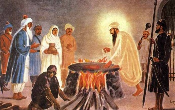 WHY DID GURU GOBIND SINGH GO TO NANDED AND WHAT HAPPENED NEXT? (1/6)