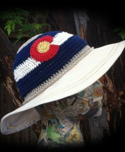 Colorado Sun Hat