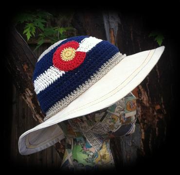 Hemp Colorado Sun Hat