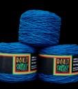 Hemp Yarn Electric Blue
