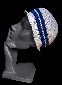 Beachcomber Stripe Hemp Hat