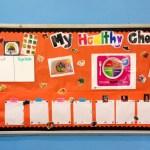 My Healthy Choices Board The Healthy Tummy Initiative