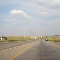 Herbert Goes Bananas: Road Trip Johannesburg to Pretoria Via Sterkfontein