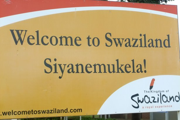 Welcome to Swaziland at Lavumisa