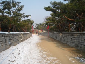 Hwaseong Fortress Suwon a lifestyle of travel