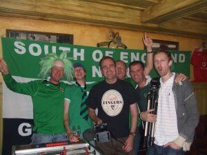 George Best Bar Slovenia BBC documentary Jonny Blair