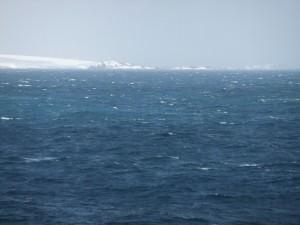 Aitcho Islands Antarctica arrival