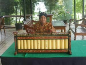 Local Indonesian music in Yogyakarta