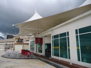 Dermaga Cafe Waterfront Brunei Darussalam Borneo