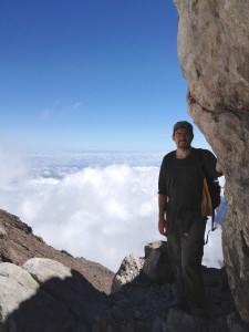Forest parks AKA Everyday Nomad hiking mount taranaki