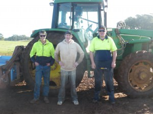 tractor drivers tasmania devonport a lifestyle of travel