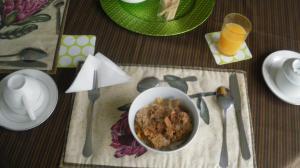 all you can eat breakfast brackendene lodge gaborone botswana