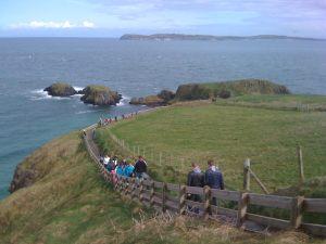 Carrick a rede rope bridge north antrim coast jonny blair travel blog northern ireland