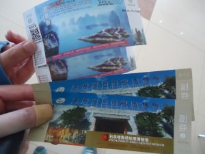 tickets for stone forest shilin