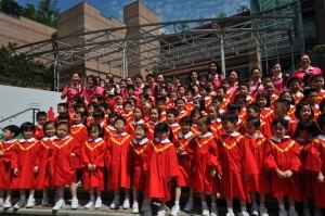 graduation hong kong