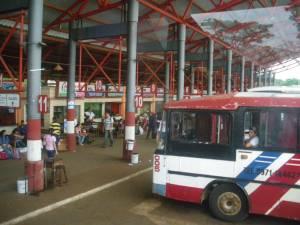 paraguay bus ciudad del este