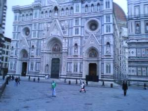 florence cathedral italy