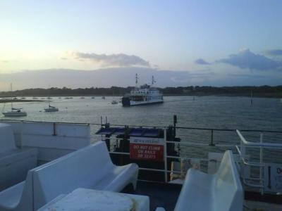 ferries working