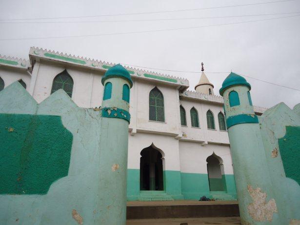 juma mosque in Harar Ethiopia