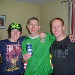 family and friends marko danny blair northern ireland