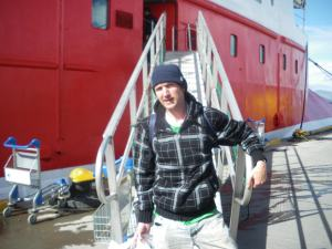 visa for antarctica leaving argentina