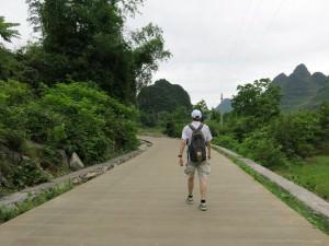 walking to yangshuo jonny blair