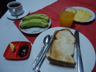 basic breakfast mandalay