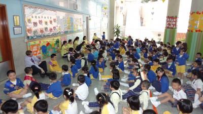 english teacher hong kong