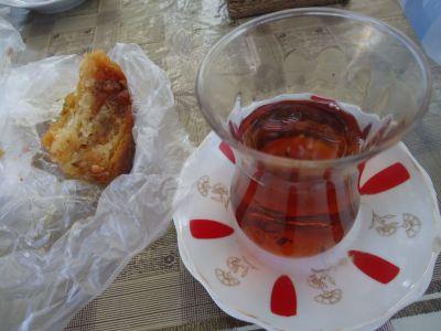 tea in seki