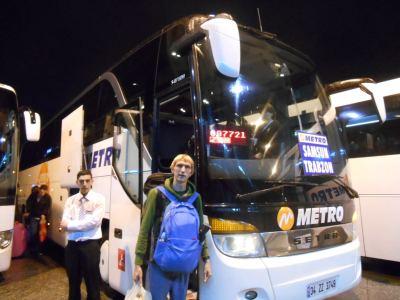 bus to trabzon turkey