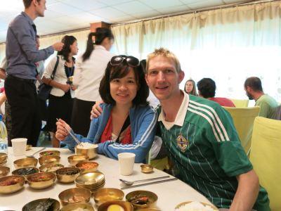 north korean food kaesong