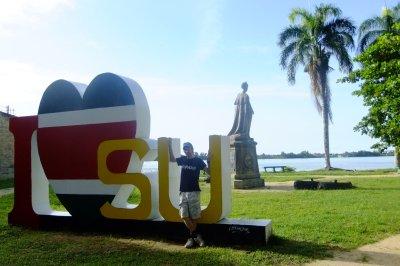 suriname paramaribo backpacking