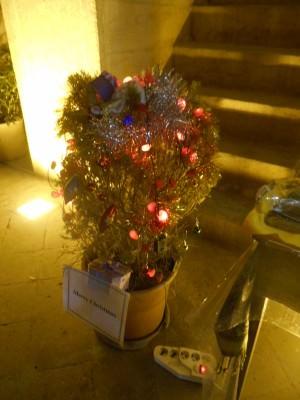 iran christmas tree