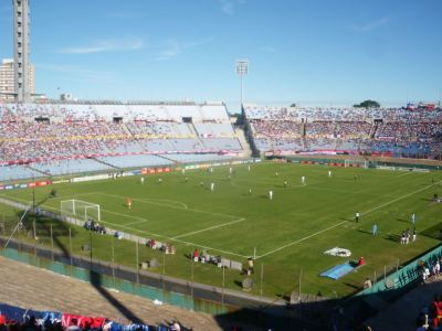 Nacional at home to Las Ramplas.