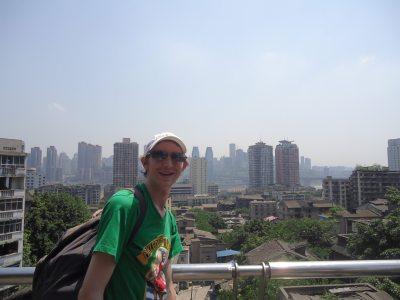 backpacking in chongqing china childhood dreams