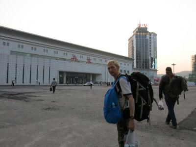 china north korea border dandong