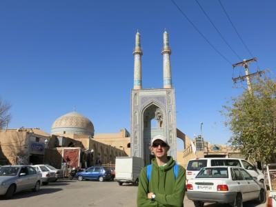 jameh mosque iran