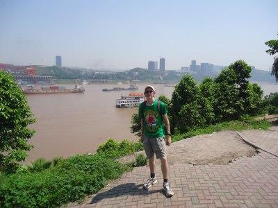 jonny blair chongqing china
